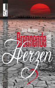 Cover Brennende Herzen - Dark River von Jana Martens
