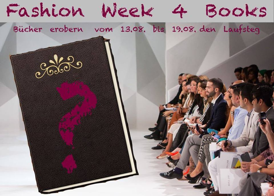 Fashion Week 4 Books